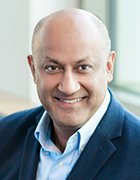 Atish Gude, chief strategy officer, NetApp