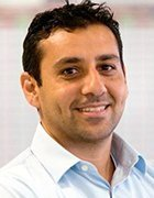 Myckel Haghnazari, director of IT emerging technologies, Flex