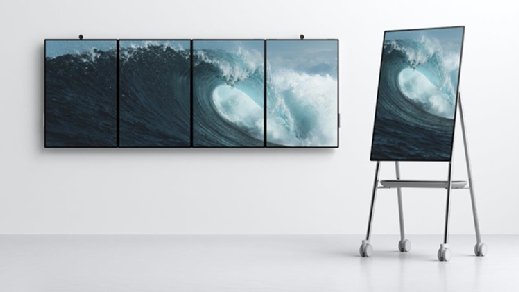 Microsoft plans to release the Surface Hub 2 in 2019.