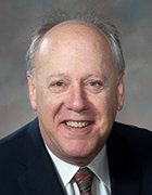 A photo of Michael Hodgkins, M.D., CMIO of the American Medical Association
