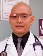 Steven Horng, physician and computer programmer, Beth Israel