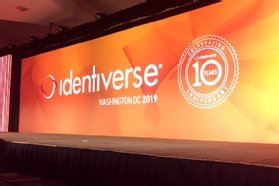 The main keynote at Identiverse 2019.  - identiverse DC2019 half column mobile - IAM market evolves, but at a cost