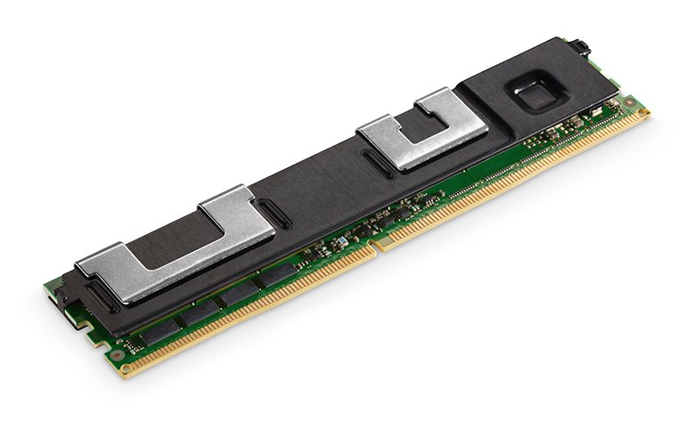 Intel Optane DC offeriert bis 36 TByte an Memory-Kapazität in Kombination mit DRAM.