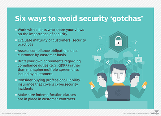 Six ways to avoid security gotchas