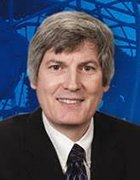 A photo of Michael Jude, an analyst with the market research and analysis firm Frost & Sullivan