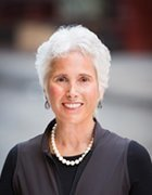 Marcia Kaufman, COO and founding partner of Hurwitz & Associates