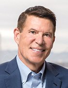 Keith Krach, former chairman and CEO of DocuSign