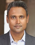 Deepak Krishnamurthy, SAP chief strategy officer
