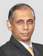 P.R. Krishnan, executive vice president, Tata Consultancy Services