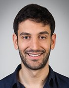 Brenden Lake, assistant professor of psychology and data science, NYU
