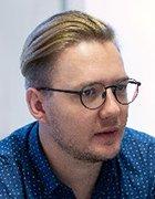 Johannes Langguth, senior director of finance systems, Delivery Hero