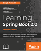 Learning Spring Boot 2.0