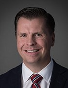 Intermountain Healthcare senior vice president and chief strategy officer Dan Liljenquist