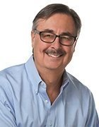 Larry Lunetta, vice president of marketing for security solutions, Aruba