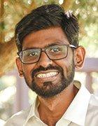 Jagadish Mahendran, AI engineer, Fellow Robots