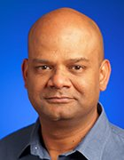 Headshot of Rubrik's Vinod Marur