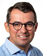 Elastifile CEO Erwan Menard