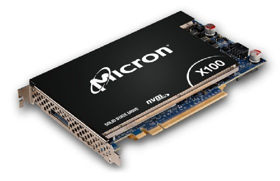 3D XPoint SSD