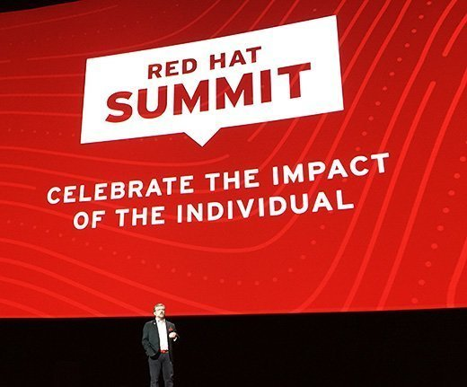 Tim Yeaton of Red Hat talks about the impact of open source on software communities and beyond.