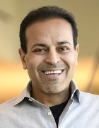Headshot of Commvault's Sanjay Mirchandani