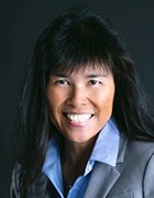 May Mitchell, vice president of worldwide field and channel marketing at BlackBerry Cylance