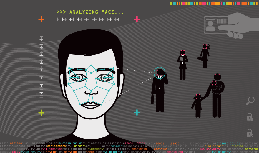 Biometrics: A Look at Facial Recognition