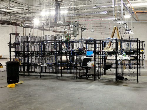 Moving servers
