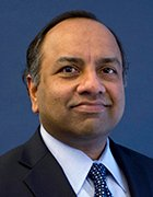 Ramesh Nair, North America financial services leader at Accenture Applied Intelligence