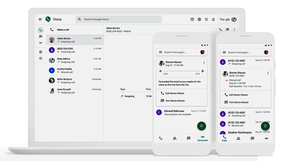 Google Voice for G Suite expected to launch this spring