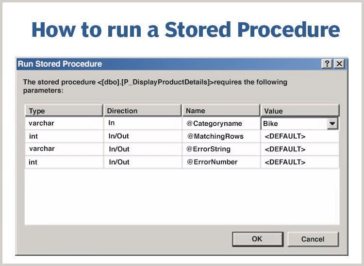 What is a Stored Procedure? - Definition from WhatIs com