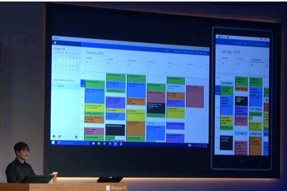 Outlook auf Windows 10