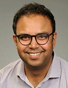Deval Pandya, lead data scientist, Shell