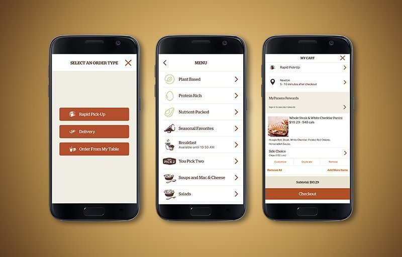 Panera meets big data challenge of lunchtime operations