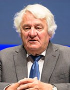 Hasso Plattner, co-founder, SAP