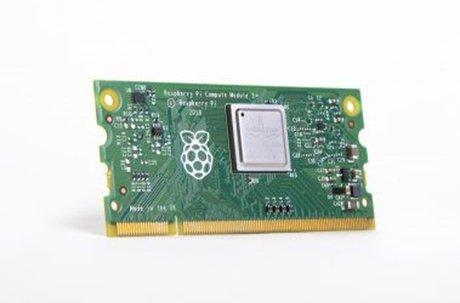Abbildung 3: Ein Raspberry Pi Compute Module.
