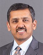 Ashok Reddy, senior vice president and general manager of Broadcom's enterprise software division