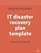Sample IT Disaster Recovery Plan Template