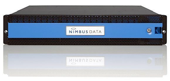 Nimbus Data Gemini Flash Memory Array