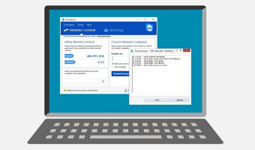 TeamViewer VPN features and supported platforms - The best