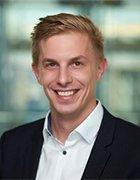 Sebastian Schrötel, vice president of machine learning and intelligent robotic process