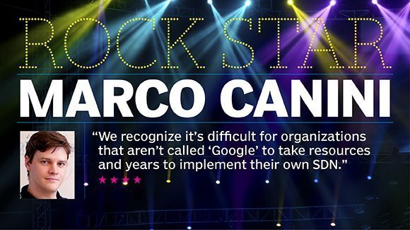 With Partial Sdn Deployment No Need For A Full Rip And Replace Meet Five Software Defined Networking Research Rock Stars