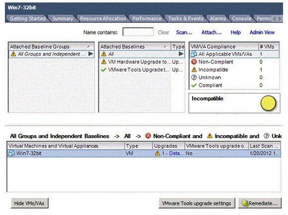 Figure 1: VMware vSphere Update Manager