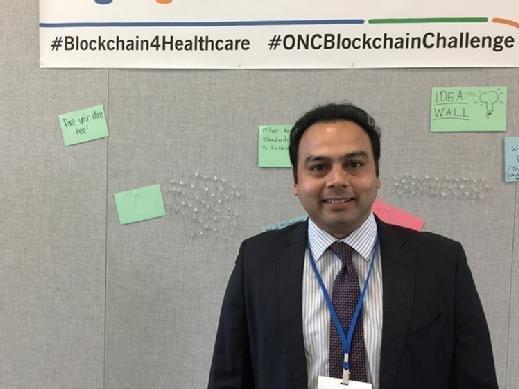 Udit Sharma, account manager, IBM Global Business Services