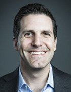 Jim Sinai, vice president of marketing, Salesforce