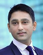 Maninder Singh, associate director at Deloitte's cyber security practice in London