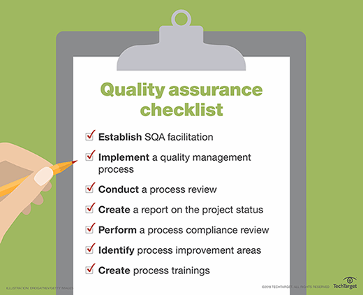 What Is Quality Assurance Definition From Whatis Com