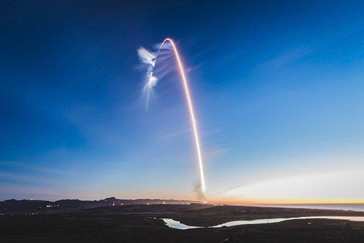 Iridium Next satellite launching.  - spacex launch mobile - Iridium Next satellites to bring broadband IoT to every corner of the globe