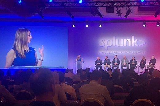 Photo of Splunk Partner Summit 2018