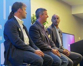 2014 RSA conference, John N. Stewart, Martin Roesch, Christopher Young