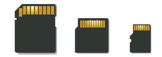 SD card images